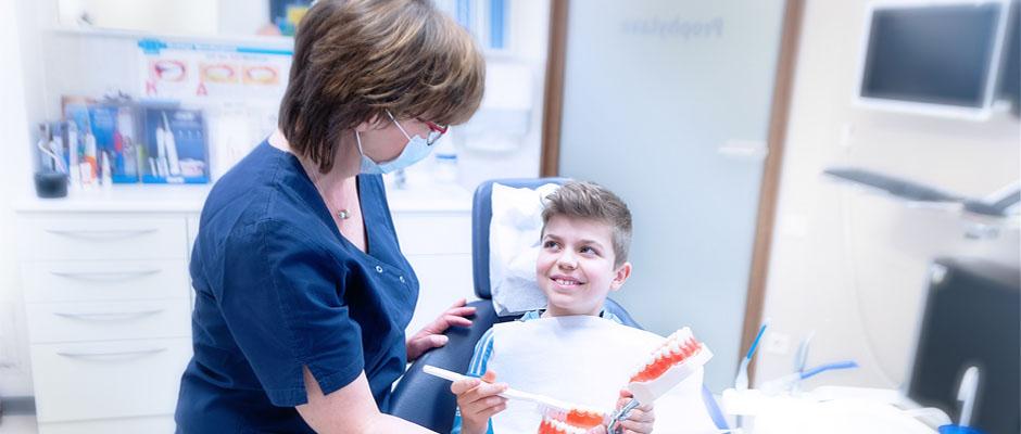 Prophylaxe für Kinder und Erwachsene